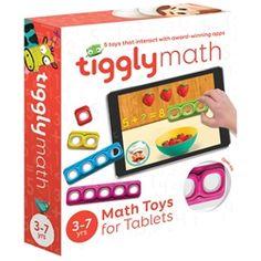 Tiggly Math for iPad