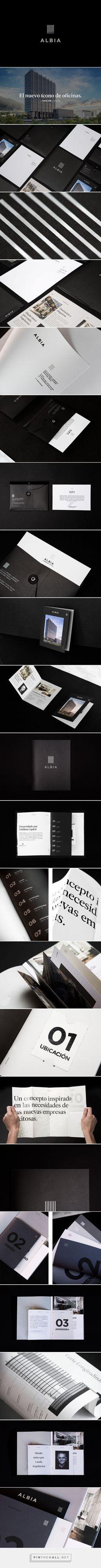 ALBIA on Behance- https://www.behance.net/gallery/30728785/ALBIA - created via http://pinthemall.net
