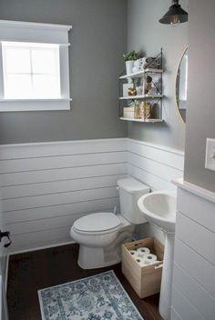 10 Awesome Master Bathroom Remodel Ideas Like the window frames #bathroomremodelingideas