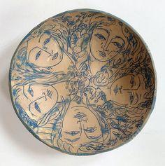 Pottery Sculpture, Pottery Art, Pottery Clay, Davidson Galleries, The Other Art Fair, Female Images, Buy Art, Saatchi Art, Original Art