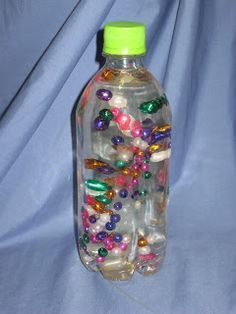 Metamora Community Preschool: Sensory Bottles
