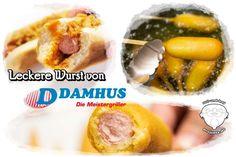 Party Fingerfood | DAMHUS - Susi und Kay Projekte