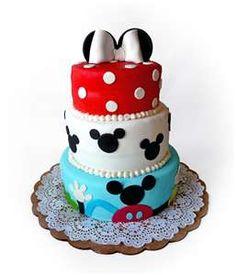 Mickey Mouse « Velvet Cakes