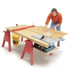easy to make table saw accessories