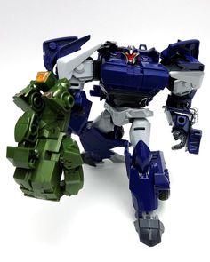 Transformers: Prime Breakdown