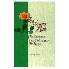 Sydney Banks book on the three principles behind how we experience our life and our circumstances.    The Missing Link: New thoughts on thoughts, is what this book gives.     Pointing to how you yourself are the creator of your reality.     Brings hope and empowerment when the understanding comes to settle.