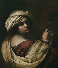 Self Portrait as an Allegory of PaintingArtemisia Gentileschi ca. 1635Musée Maillol, Paris [x]