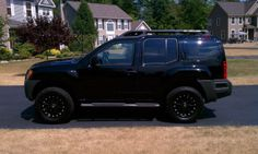 Back-in-Black > Post A Pic of Your Black X - Page 19 - Second Generation Nissan Xterra Forums (2005+)