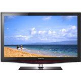 Samsung LN40B630 40-Inch 1080p 120 Hz LCD HDTV with Red Touch of Color (Electronics)By Samsung