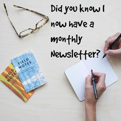 Ever wondered what happens behind the scenes at SkinnyMalinky Designs? Find out what I'm up to each month by subscribing to my monthly Newsletter http://skinnymalinkydesigns.com/pages/newsletter-sign-up