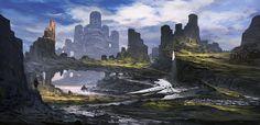 #Feng #Zhu Design: #Fantasy and #Sci-Fi Stuff