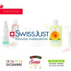Gracias Swiss Just por participar en Nuestra Feria Sonrie: es Navidad. https://www.facebook.com/images/emoji.php/v6/f88/1/16/1f385.png