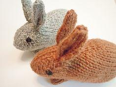 Ravelry: Henry's Bunny pattern by Sara Elizabeth Kellner