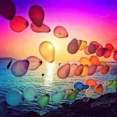 Ballonnen zonder tekst.