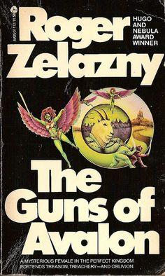 Zelazny The Guns Of Avalon