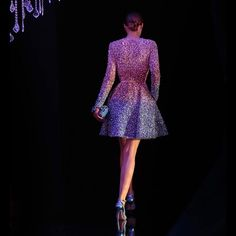 A new Light. A new Journey. Step into another magical year with ELIE SAAB. #HappyNewYear
