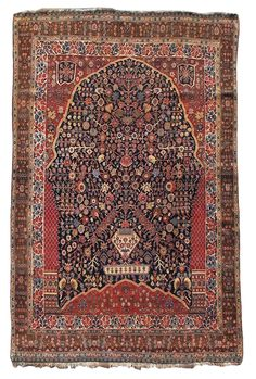Qashqai, Persia, late 19th C.