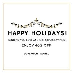 Thanks to everyone who supported this weekends sale. If you haven't taking advantage of our sale you still have until 12 tonight. Use code HOLIDAY1 at www.Openprofile.us. Enjoy! #OpenProfile #Fashion #Business #Ecommerce #Love #Support #Business #Branding #Brooklyn #Entrepreneur #Photographer #WomensFashion #SmallBusiness #Kidswear #ChildrensFashion #Chic #InstaGood #InstaFashion #FashionBlogger #FashionBombDaily #Girl #Bloggers #WomenInBusiness #StyleLovers #StreetStyle #StyleBloggers…