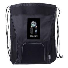Original Art Dreamer Back Pack Drawstring Backpack  $29.80  by JerrysArtCreations  - custom gift idea