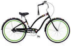 735e3b479b9 Sugar Skulls 3i   Electra Bikes Electra Bicycles, Electra Bike, New Bicycle,  Bicycle
