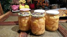 Birsalma befőtt Mason Jars, Canning Jars, Mason Jar, Jars