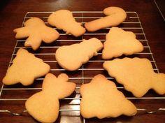 Betty Crocker's Sugar Cookie Recipe - the best sugar cookie recipe there is!