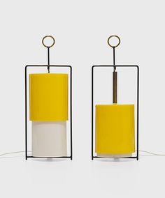 Angelo Lelli table lamp.