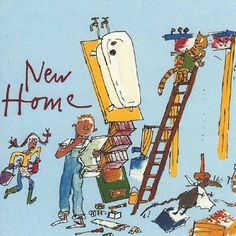 Quentin Blake, New Home