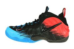 "Nike Air Foamposite Pro ""Spider-Man"" 