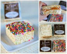 The Crispery Giveaway - the best crispy marshmallow treats in the world!