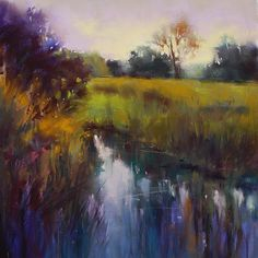 Marla Baggetta Pastel Paintings & Art Workshops   Private Collection