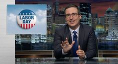 """John Oliver Bans Decorative Gourds After Thanksgiving And Suggests Other Post-Holiday Rules -  John Oliver Bans Decorative Gourds After Thanksgiving And Suggests Other Post-Holiday Rules The no white rule seems like a pretty arbitrary one at best so why not create a whole host of other """"rules"""" that have actual purpose? Fecha: September 5 2016 at 07:11AM via Digg: http://ift.tt/2c6aGej - Sigueme en mi página de Facebook: http://ift.tt/1Unt1E1 - Etiquetas: Comico Curiosidades Digg Diversion…"""