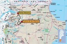 La Cueva de las Manos, Un Patrimonio Cultural de la Humanidad. ~ Galería Fotográfica de Argentina