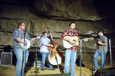 NewFound Road at The Cumberland Caverns.......Volcano Room...If you have never been to Bluegrass Underground, you MUST go.