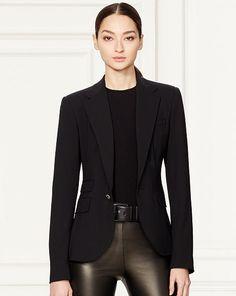 Parker Stretch Wool Jacket - Collection Apparel Jackets - RalphLauren.com