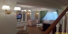 Design interior living new classic Constanta, Nobili Interior Design Curtains, Interior Design, Classic, Home Decor, Nest Design, Derby, Blinds, Decoration Home, Home Interior Design