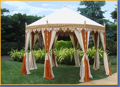 pavillion tent