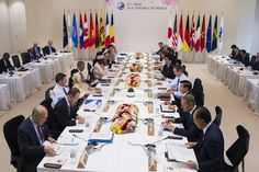 Global Growth the 'Urgent Priority', G-7 Leaders Conclude