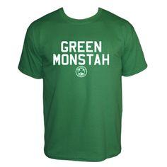 Green Monstah...Red Sox.