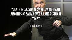 Quotes George Carlin Death. QuotesGram