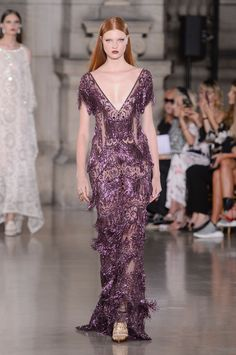 Georges Hobeika Couture, Fall 2017 - Every Must-See Dress From Paris Couture Week - Photos