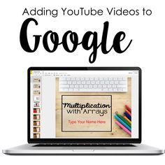 Who loves to show YouTube videos in their classroom? I do!!! I'm seriously amazed at the awesome educational videos that are available on YouTube that can really enrich and add a ton of engagement to your classroom. One thing that I really enjoy is adding these YouTube videos to my Google Classroom lessons. It steps …