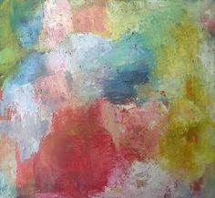 "Saatchi Art Artist Karin Aherne Jansen; Painting, ""Pastel 5 / original Sold"" #art"