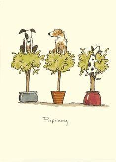 Anita Jeram - Pupiary - Two Bad Mice Animal Drawings, Cute Drawings, Arte Peculiar, Anita Jeram, Photo Images, Children's Book Illustration, Whimsical Art, Art Plastique, Dog Art