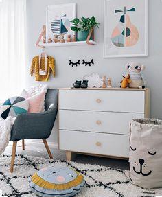 5 Tips para decorar un cuarto infantil