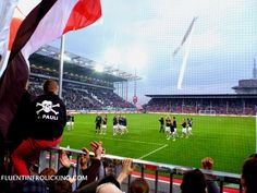 St Pauli Football  Hamburg, Germany