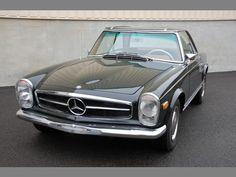 Mercedes-Benz 280SL(W113) ++ repinned by www.maground.com ++
