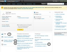 The most important privacy settings for a new #LinkedIn profile