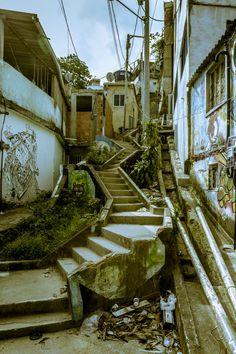 Favela Vidigal, Rio de Janeiro Foto: Andreas Richter  #AndreasRichter #Director #Photographer