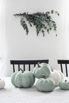 Stylish Pumpkin Decorating Ideas | From painted pumpkins to etching and carving. These DIY halloween pumpkin ideas aren't just about the carving. There is something for all skill levels.